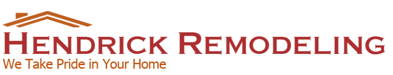 Hendrick Remodeling Logo